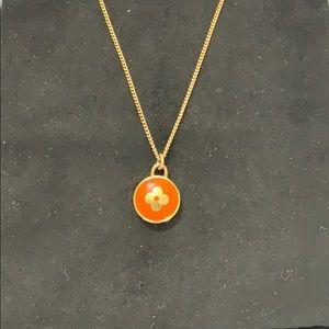 Louis Vuitton Orange Charm